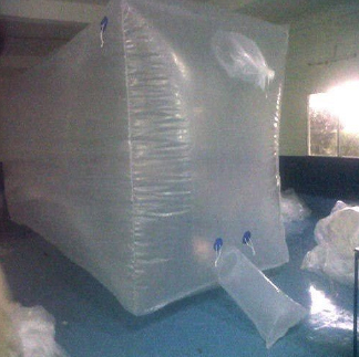 Polyethylene container liners_1