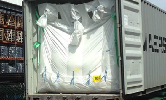 Polypropylene container liners